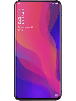 Oppo Find X Picture