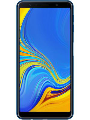 Front View Of Samsung Galaxy A7