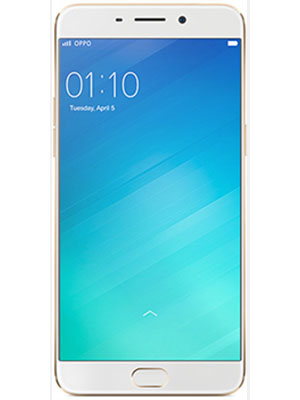 Front View of Oppo F1 Plus