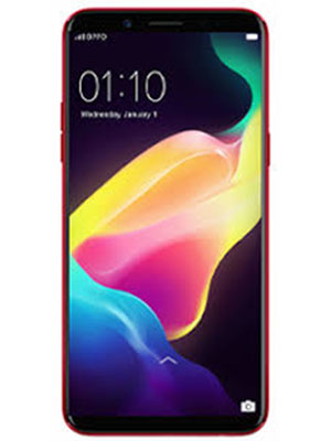 Front View of Oppo F5 6GB