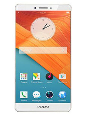 Front View of Oppo R7 Plus