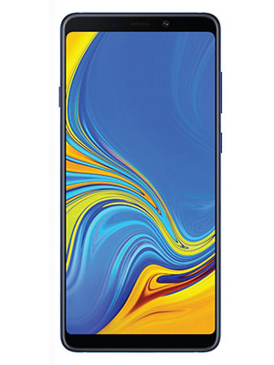 Front View of Samsung Galaxy A9