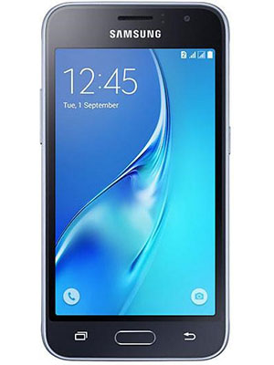 Front View of Samsung Galaxy J1 2016