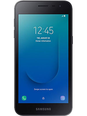 Front View of Samsung Galaxy J2 Core