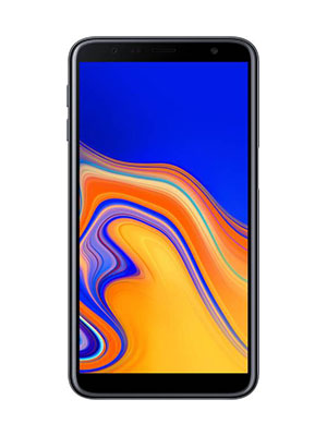 Front View of Samsung Galaxy J6 Plus