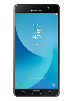 Front View of Samsung Galaxy J7 Max