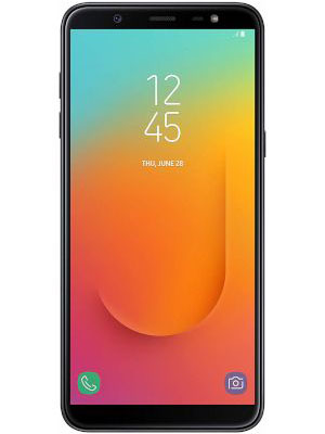 Front View of Samsung Galaxy J8 2018