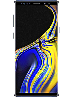 Front View of Samsung Galaxy Note 9 512GB