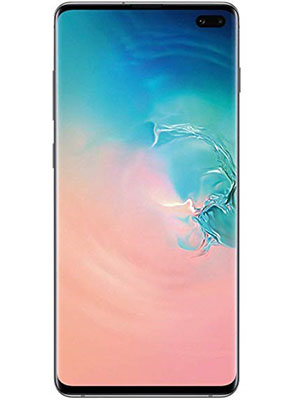 Front view of Samsung Galaxy S10 Plus