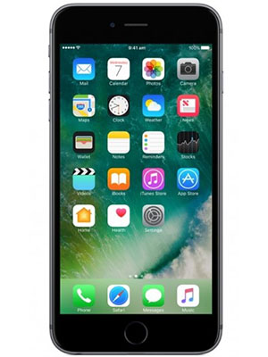 Front View of Apple iphone 6s Plus