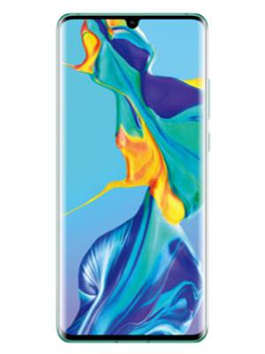 Front View of Huawei P30 Pro