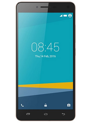 Front View of Infinix Hot 3