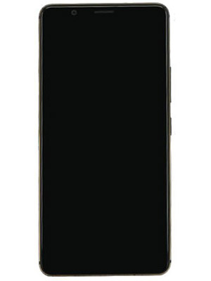 Front View of Vivo X20 Plus UD