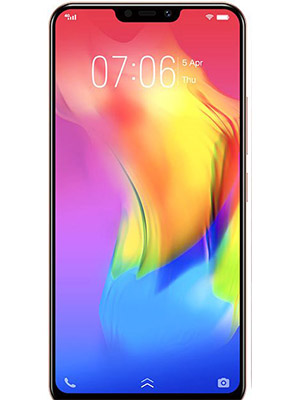 Front View of Vivo Y83 Pro