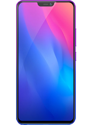 Front View of Vivo Y89