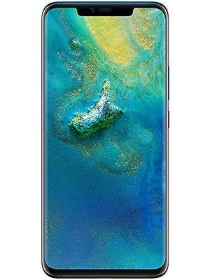 Front view of Huawei Mate 20 Pro