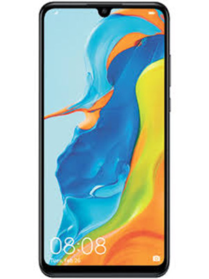 Front view of Huawei P30