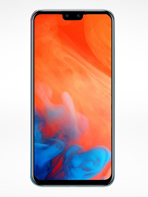 Front view of Huawei Y9