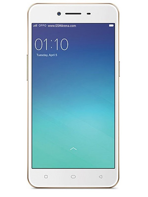 Front view of Oppo A37