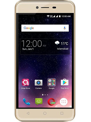 Front view of QMobile Energy X2