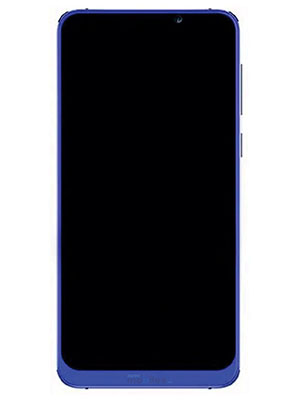 Front view of Vivo X15
