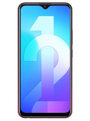 Front view of Vivo Y12