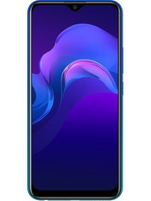 Front view of Vivo Y15