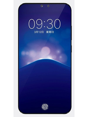 Front View of Vivo XPlay 7