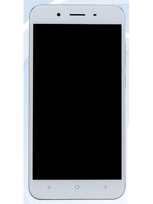 Front View of Vivo Y66i