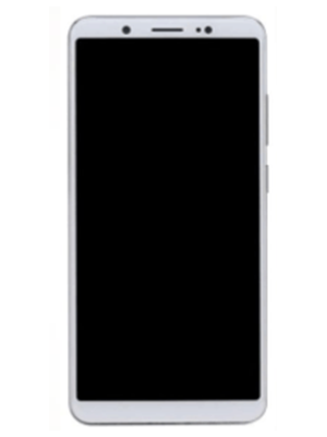 Front View of Vivo Y75