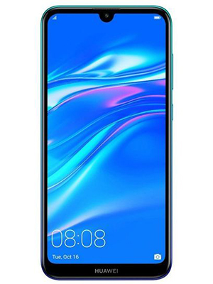 Front view of Huawei Y7 Prime 2019
