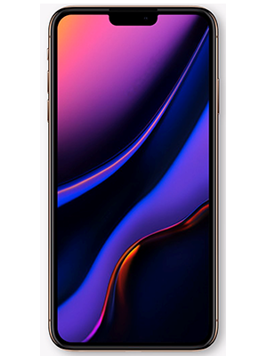 Front View of iPhone 11