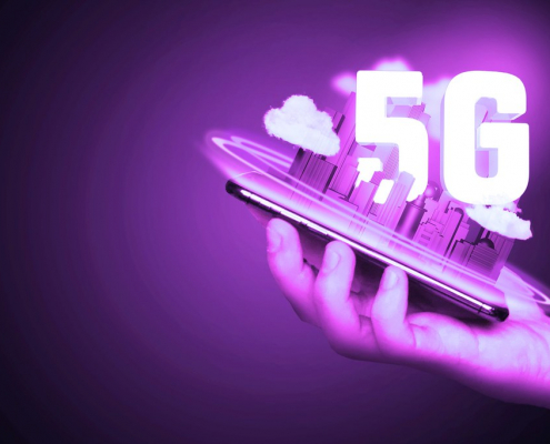 5G frequency Image big
