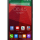 Front View of Infinix Hot Note